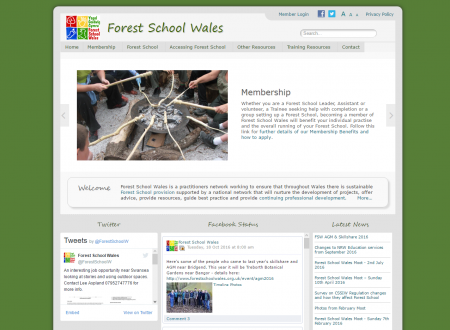 Forest School Wales