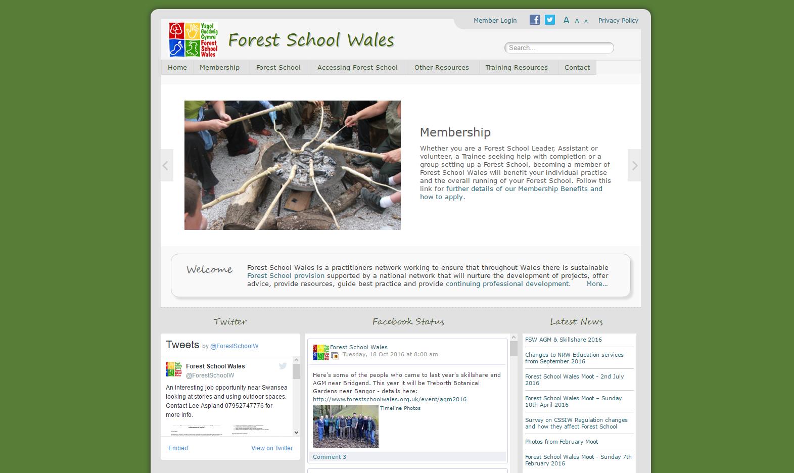Forest School Wales