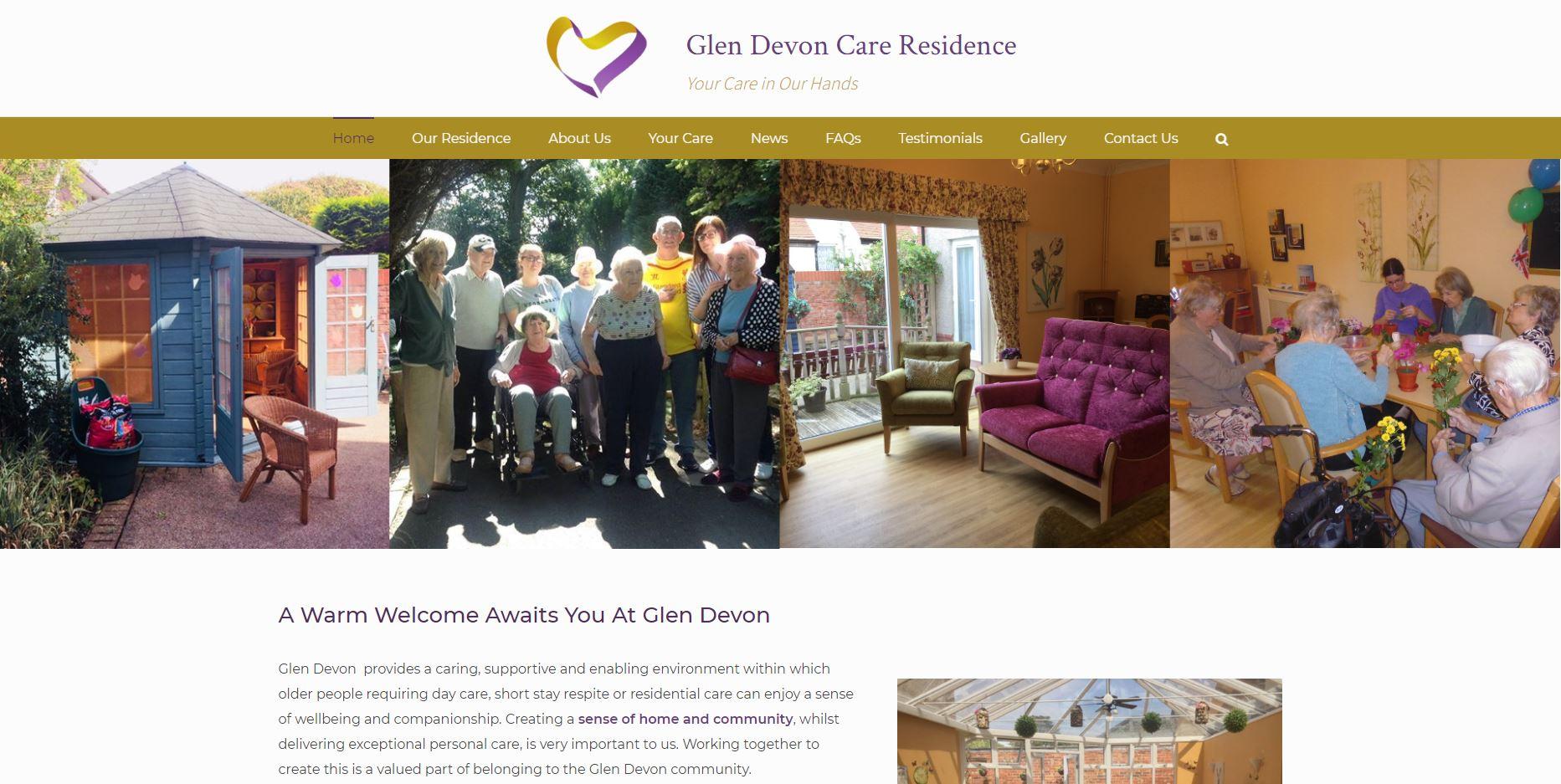 Glen Devon Residential Home