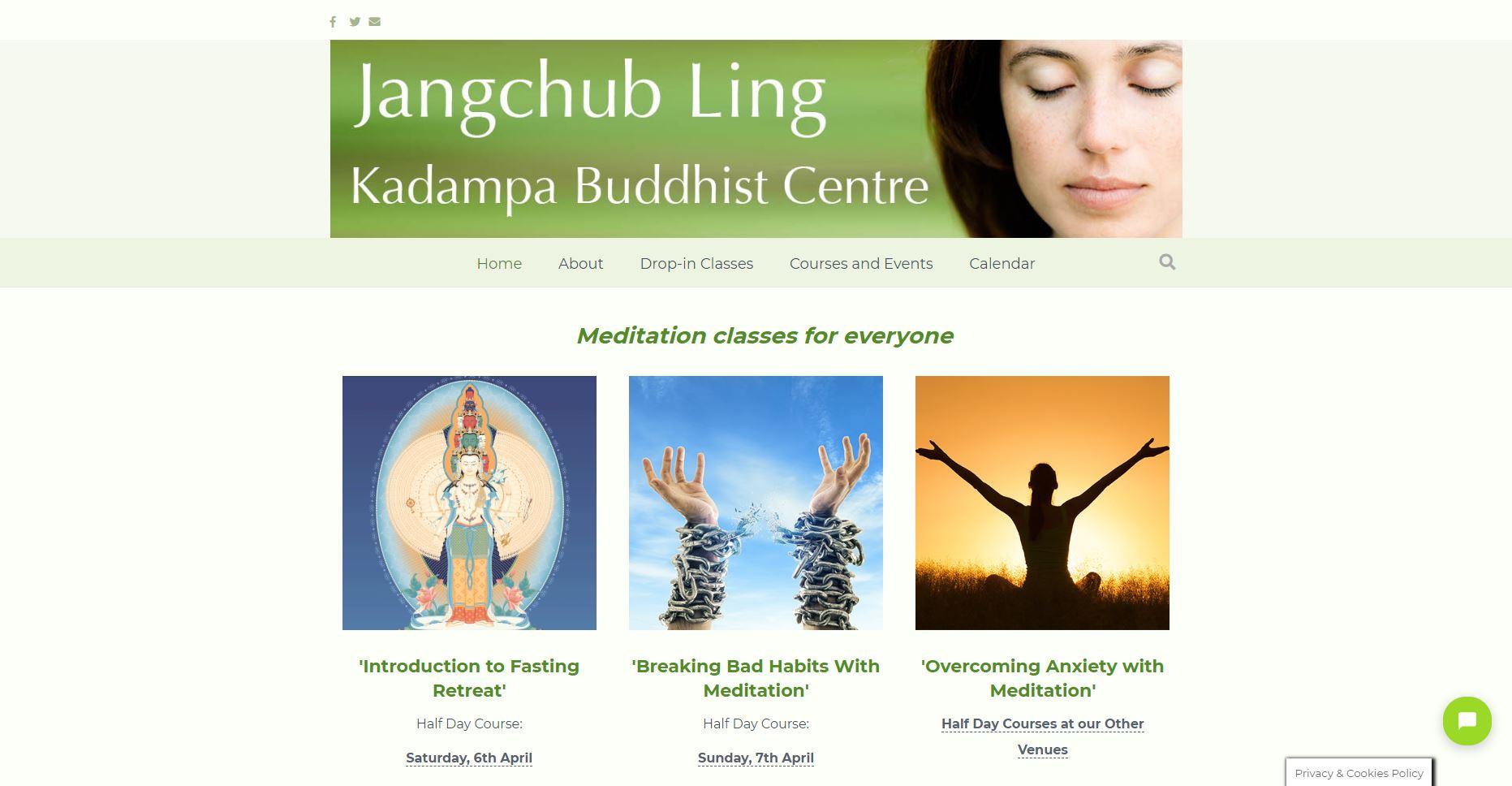 Jangchub Ling Buddhist Centre