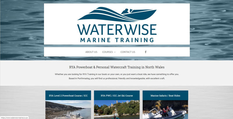 Waterwise Marine Training